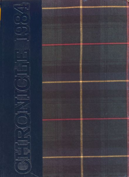 1984 Mary Institute Yearbook Cover
