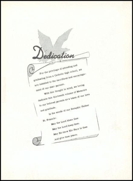 1956 Father Leo Memorial School Yearbook Page 7