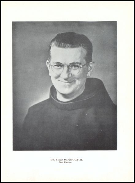 1956 Father Leo Memorial School Yearbook Page 9