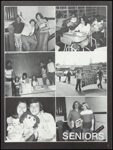 1975 Osceola High School Yearbook Page 7