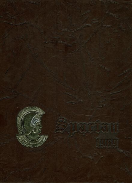 1969 Southeast High School Yearbook Cover