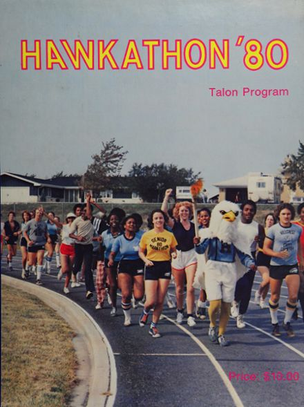 1980 Hillcrest High School Yearbook Cover