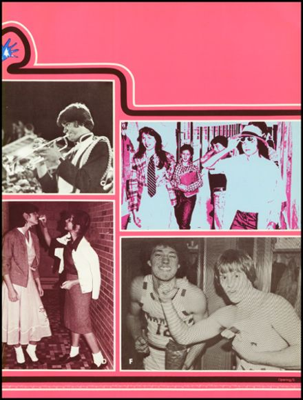 1980 Warren High School Yearbook Page 9