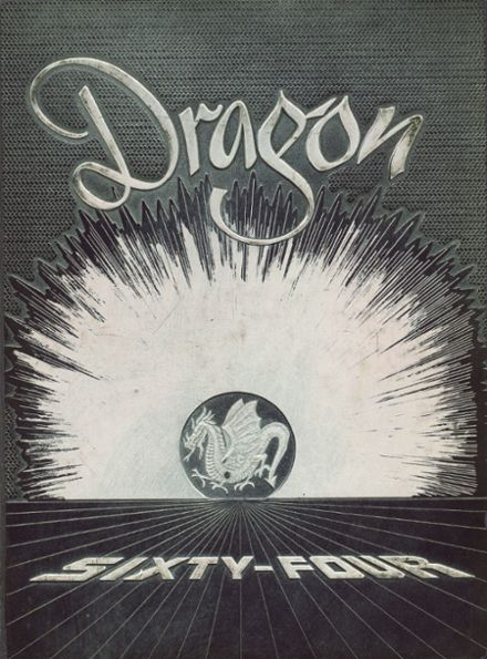 1964 Fairmont West High School (1965-1983) Yearbook Cover