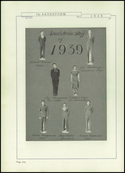 1939 Menaul High School Yearbook Page 6