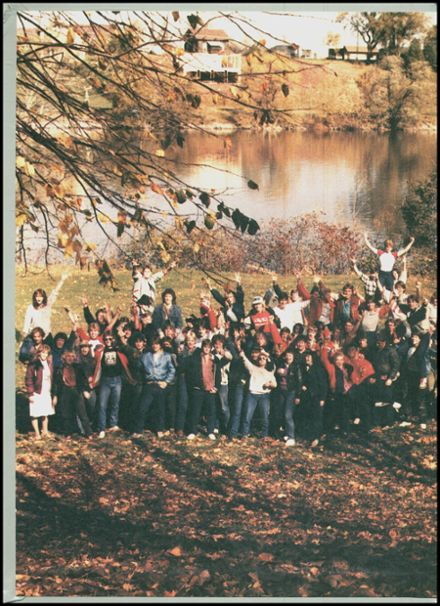 1985 Kimberly High School Yearbook Page 2