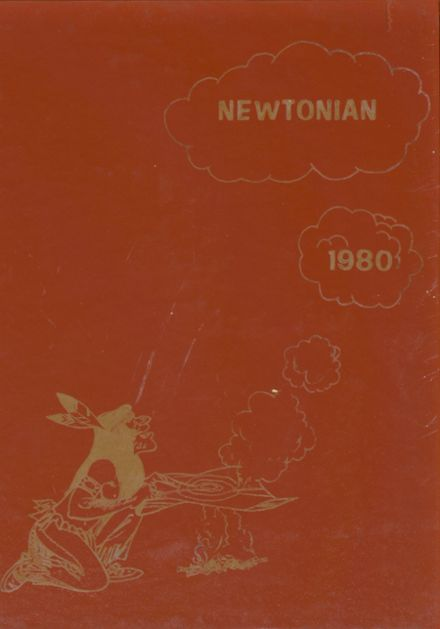 1980 Newton Local High School Yearbook Cover