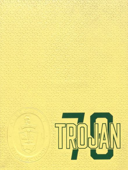 1979 Alleghany High School Yearbook Cover
