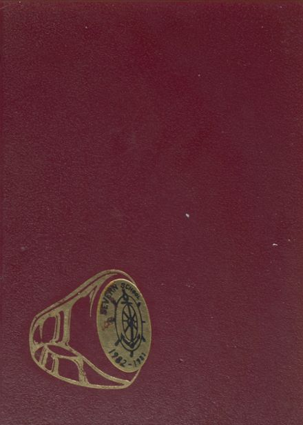 1983 Severn School Yearbook Cover