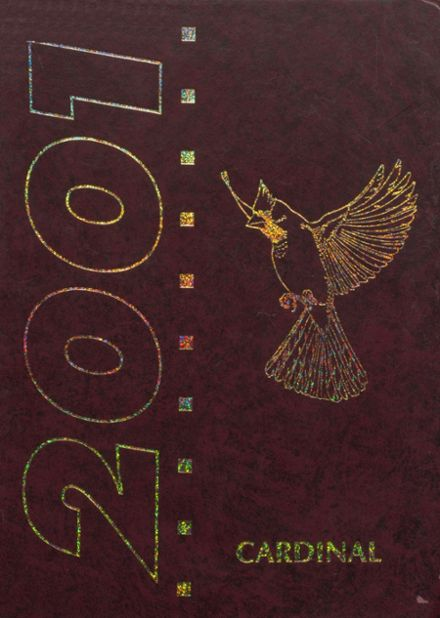 2001 Dollarway High School Yearbook Cover