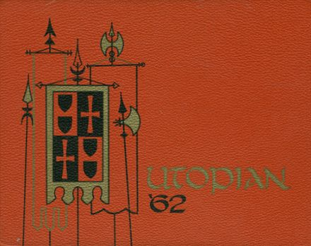 1962 Canoga Park High School Yearbook Cover