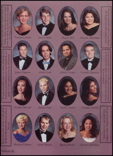2000 Apache High School Yearbook Page 6