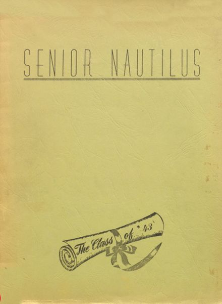 1943 Eureka High School Yearbook Page 1