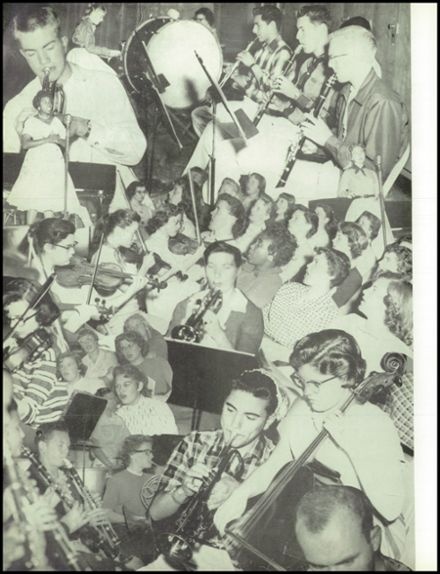 1956 Long Beach Polytechnic High School Yearbook Page 8
