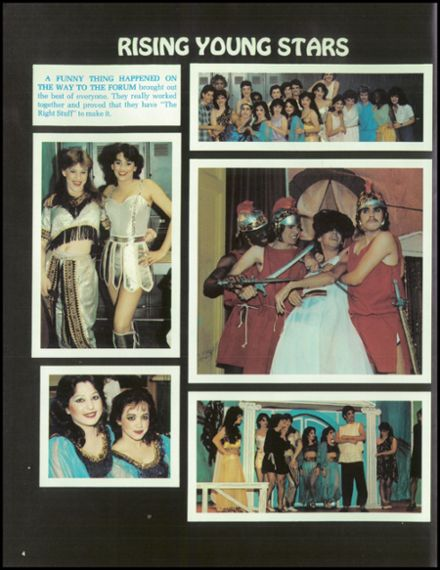 1984 Richmond Hill High School Yearbook Page 8