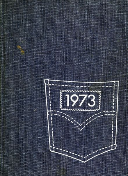 1973 Riverdale High School Yearbook Cover