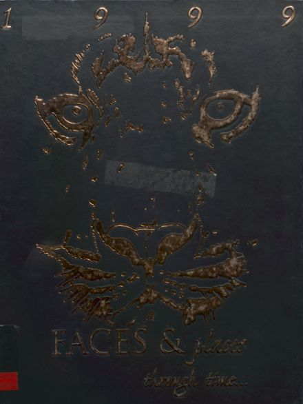 1999 Edwardsville High School Yearbook Cover