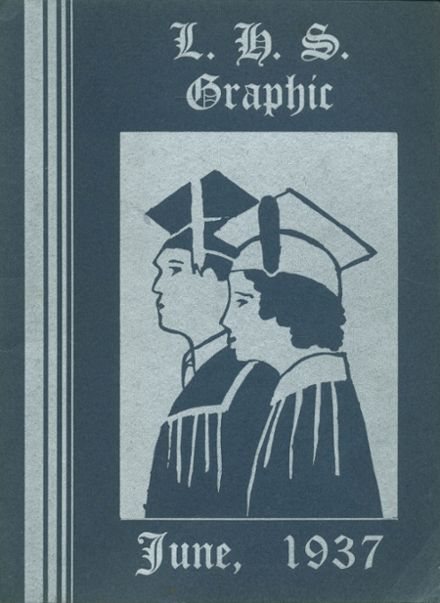1937 Liverpool High School Yearbook Page 1