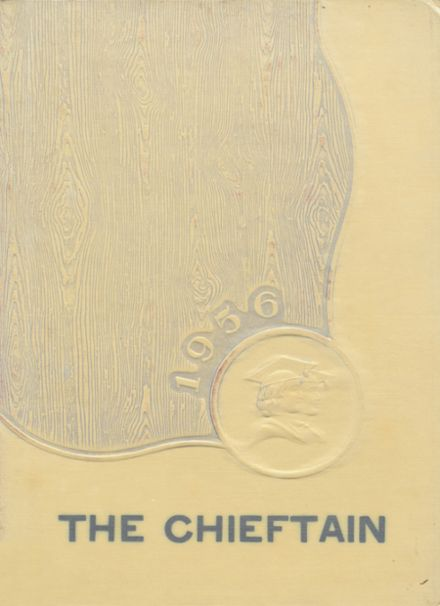 1956 Cohocton Central High School Yearbook Cover