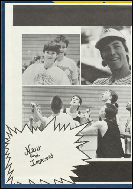 1988 River Falls High School Yearbook Page 2