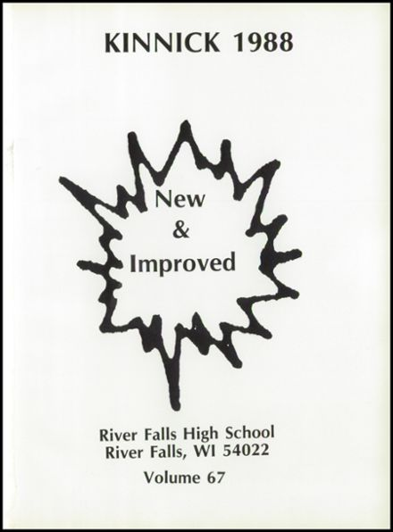 1988 River Falls High School Yearbook Page 5