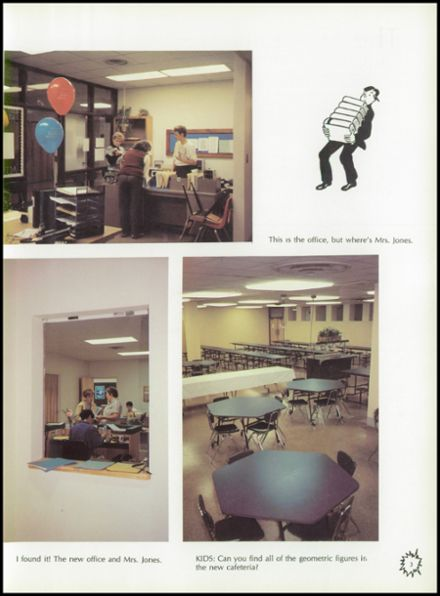 1988 River Falls High School Yearbook Page 7