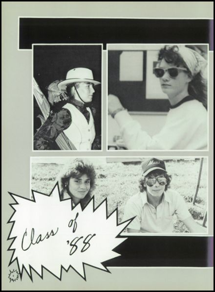 1988 River Falls High School Yearbook Page 8