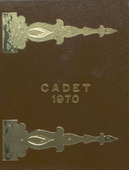 1970 West Point High School Yearbook Cover