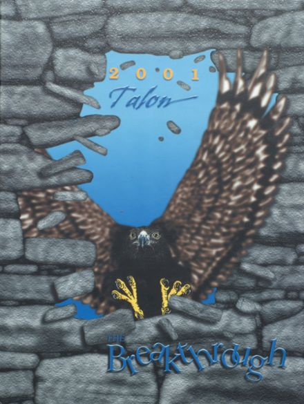 2001 River Hill High School Yearbook Cover