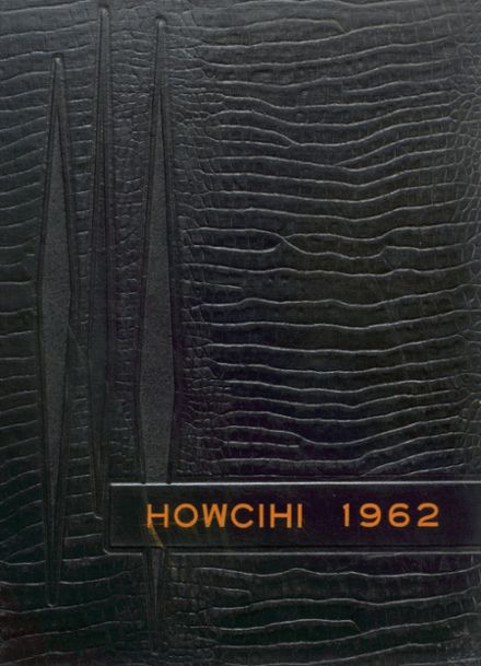 1962 Howard City High School Yearbook Cover