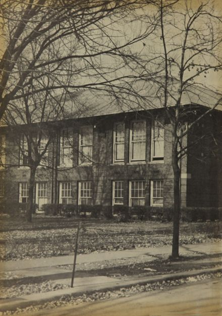 1955 Covington High School Yearbook Page 2