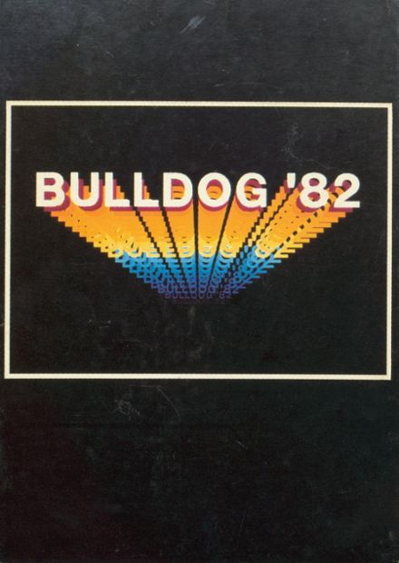 1982 Lamar High School Yearbook Cover