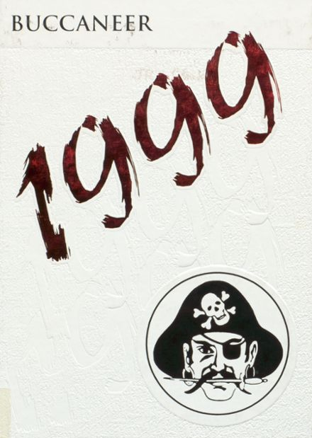 1999 Covington High School Yearbook Cover