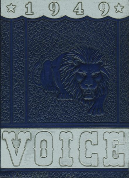 1949 Bassick High School Yearbook Cover