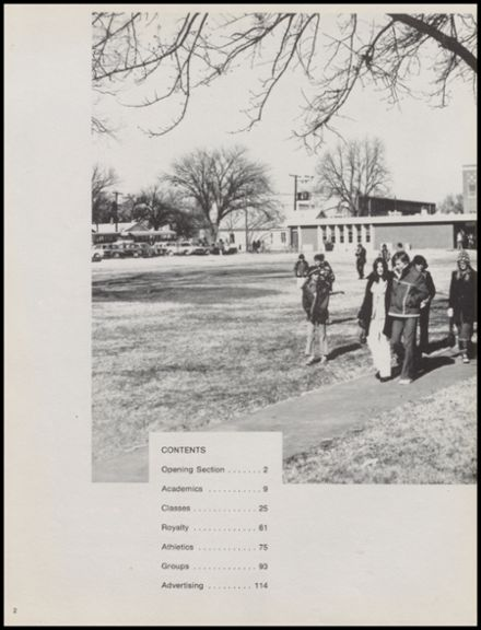 1974 Skiatook High School Yearbook Page 6