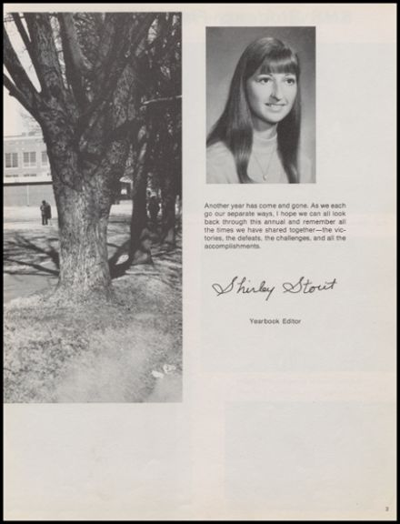 1974 Skiatook High School Yearbook Page 7