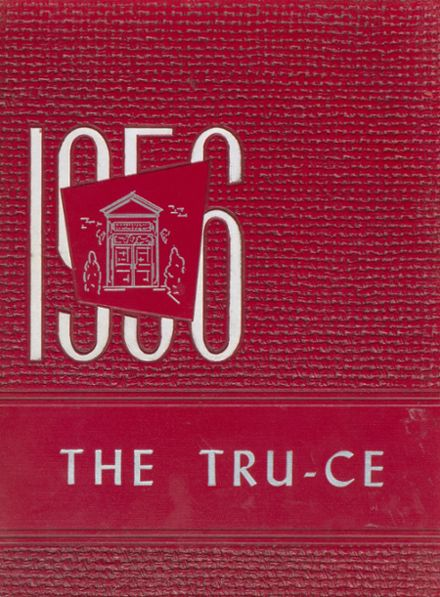1956 Dickerson High School Yearbook Cover