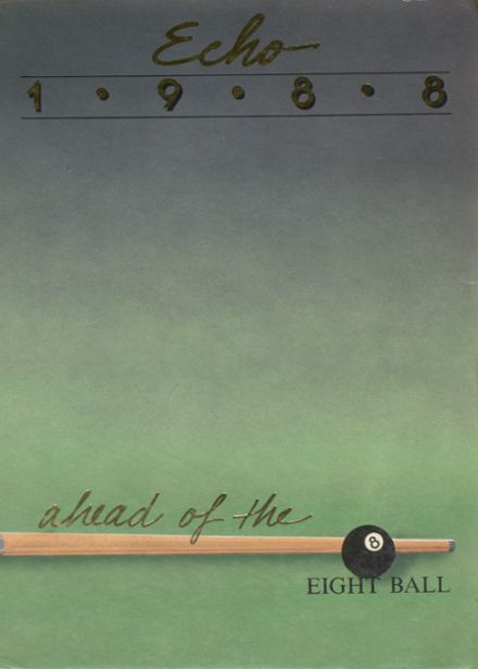 1988 Pattonville High School Yearbook Cover