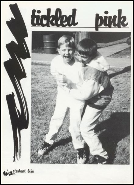 1997 Western Yell County High School Yearbook Page 8
