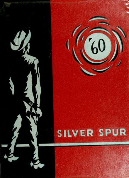 1960 W.B. Ray High School Yearbook Cover