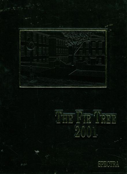 2001 Woodberry Forest High School Yearbook Cover