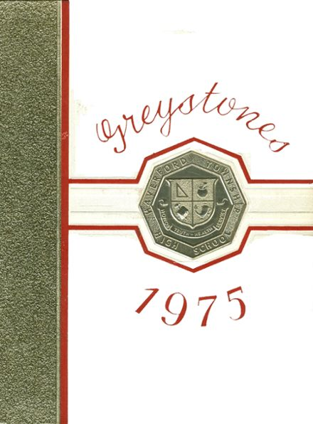 1975 Haverford High School Yearbook Cover
