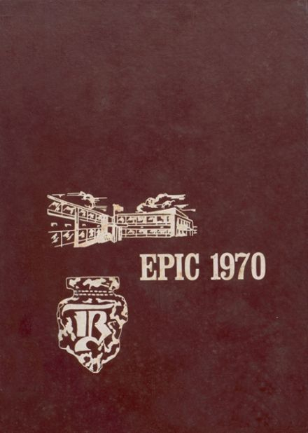 1970 Burnt Hills-Ballston Lake High School Yearbook Cover