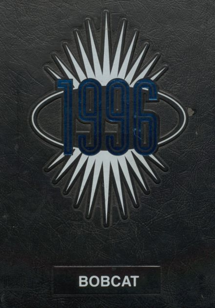 1996 Marshall High School Yearbook Cover