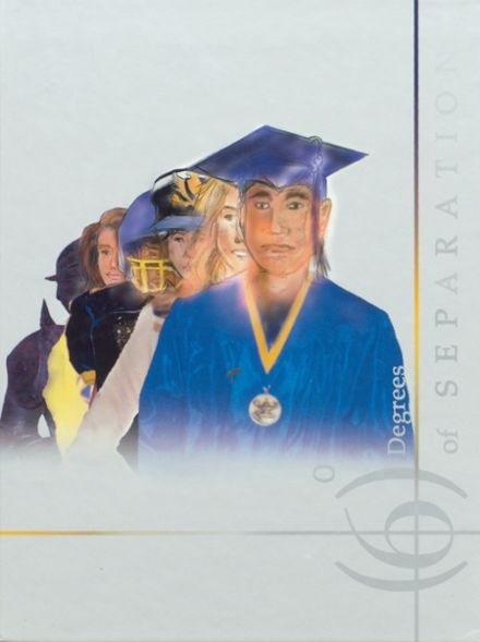 2001 East Noble High School Yearbook Cover