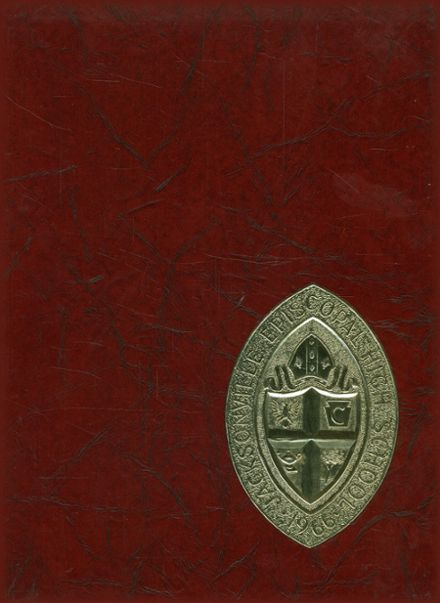 1970 Episcopal High School Yearbook Cover