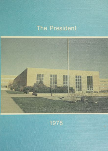 1978 Lincoln High School Yearbook Cover