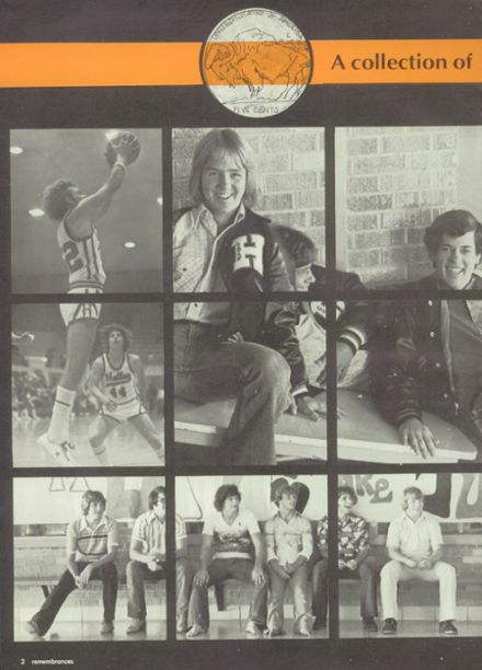 1976 Haltom High School Yearbook Page 6