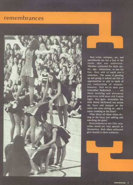 1976 Haltom High School Yearbook Page 7