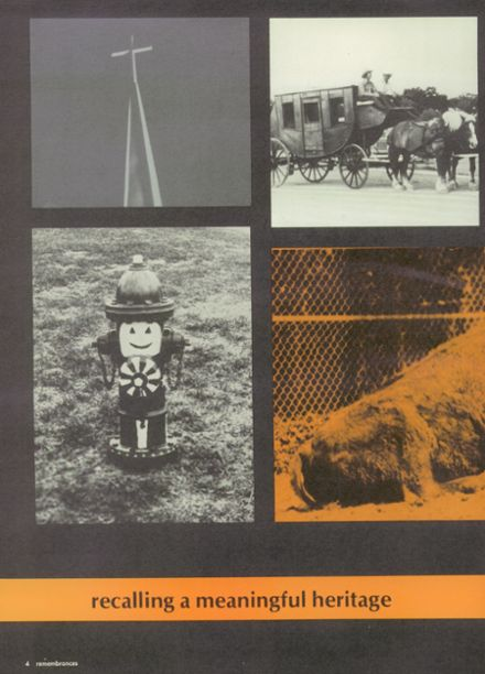 1976 Haltom High School Yearbook Page 8